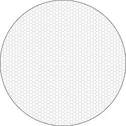 Nanofiltration filter