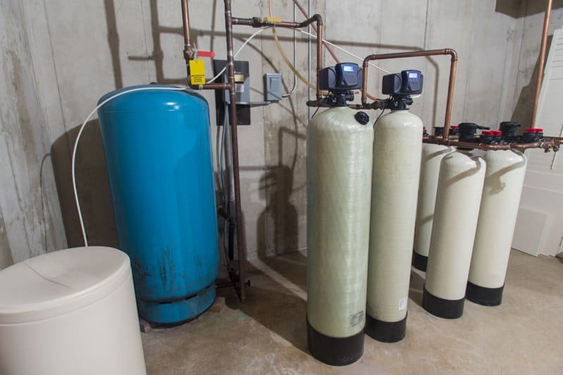 iron filters and softeners