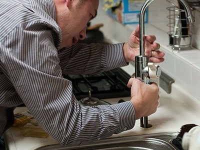 reverse osmosis faucet installation